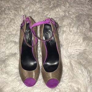🔥Sale🔥Jessica Simpson color blocked shoe🔥